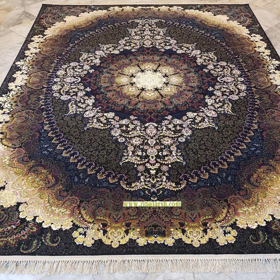 فرش ترانه مشکی