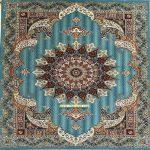 فرش پریماه آبی
