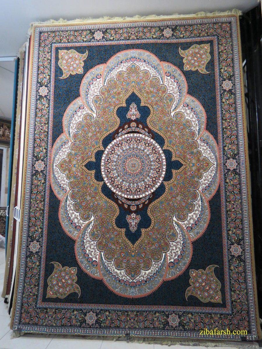 فرش آرشیدا نسکافه ای2