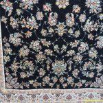 فرش زنبق کاشن